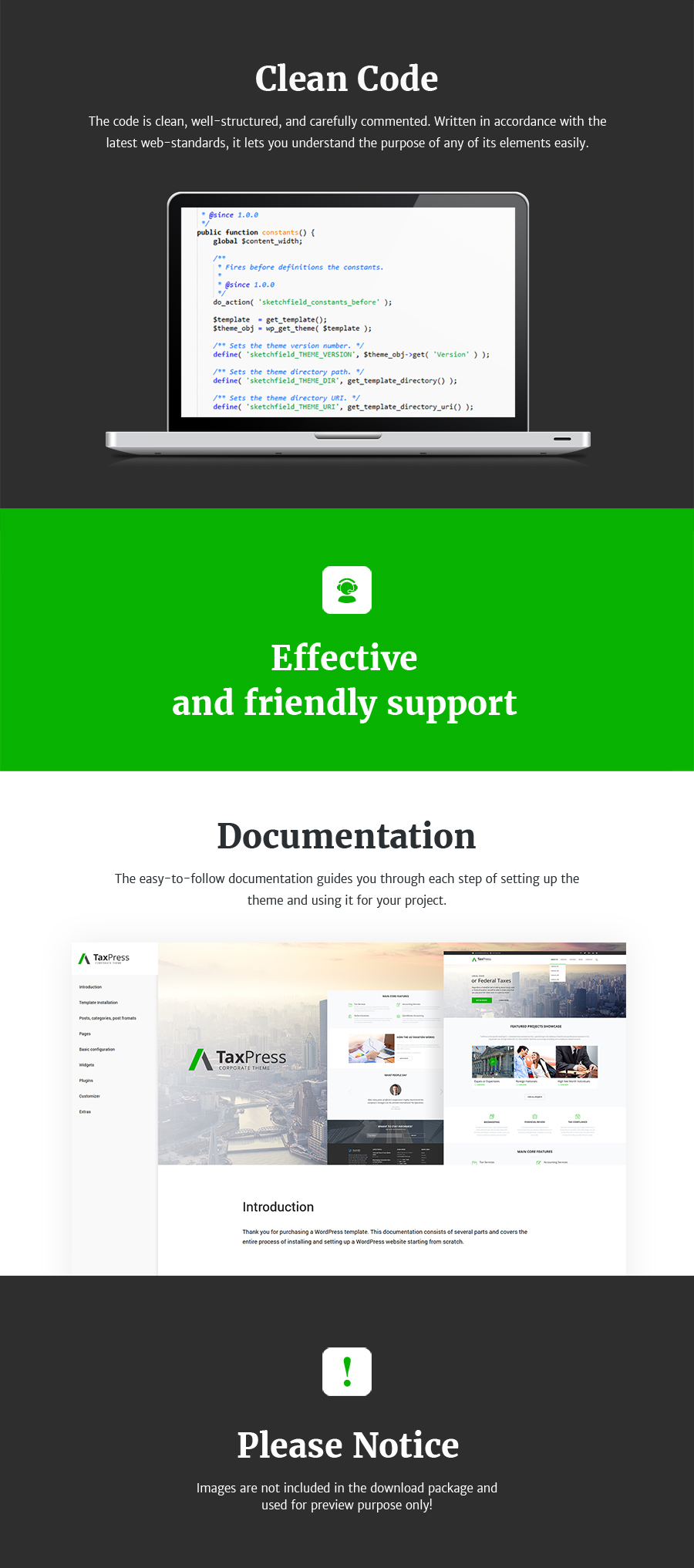 Taxpress Consulting Services Wordpress Theme