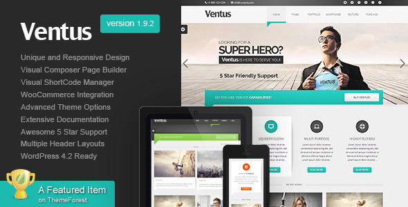 Premium Layers: HTML vCard & Resume Template - 15