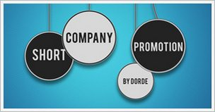 Short Company Promotion