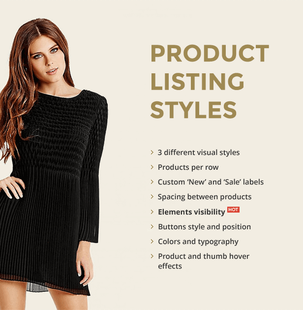 Trendo - Minimalist Moda Mağazası OpenCart Teması - 13
