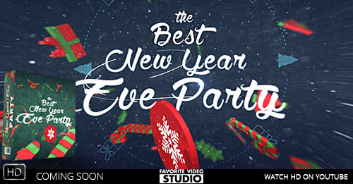 The Best New Year Eve Party 2016