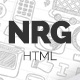 NRG - Responsive Wordpress Theme - 1