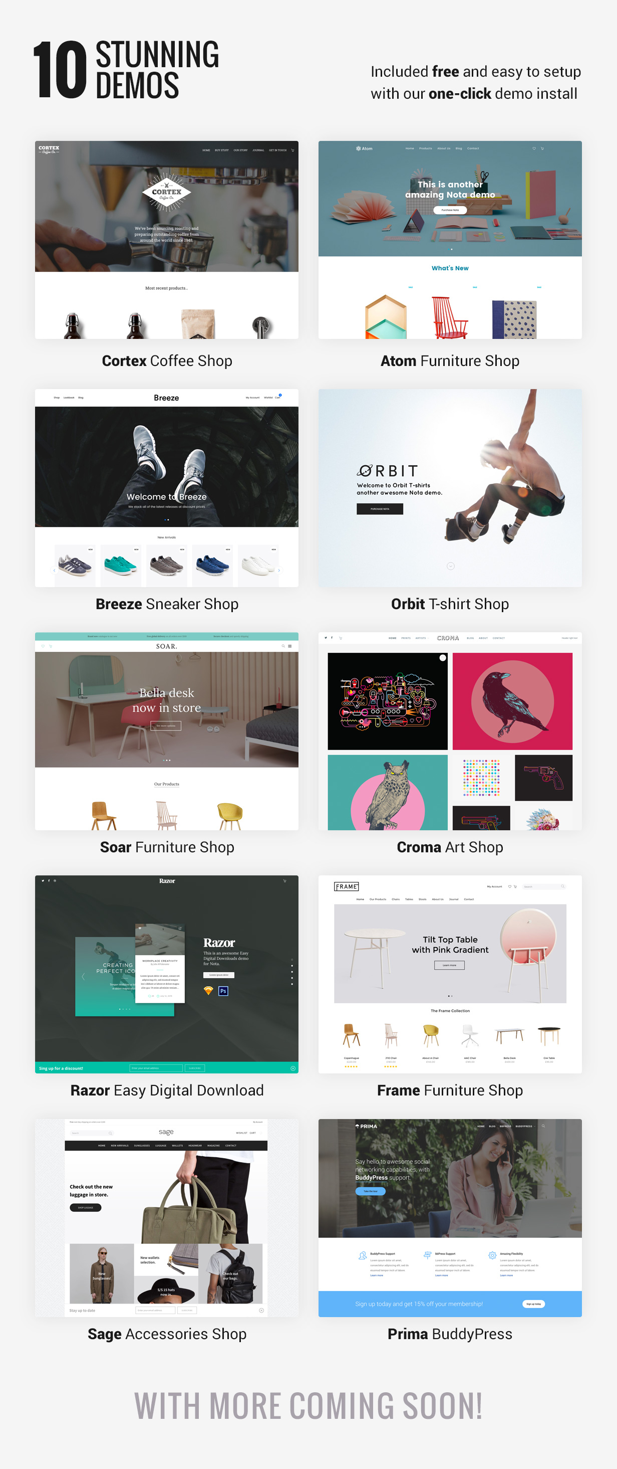 Nota - Creative Multi-Purpose eCommerce Theme - 3