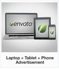 Animill - Latop + Tablet + Phone Advertisement