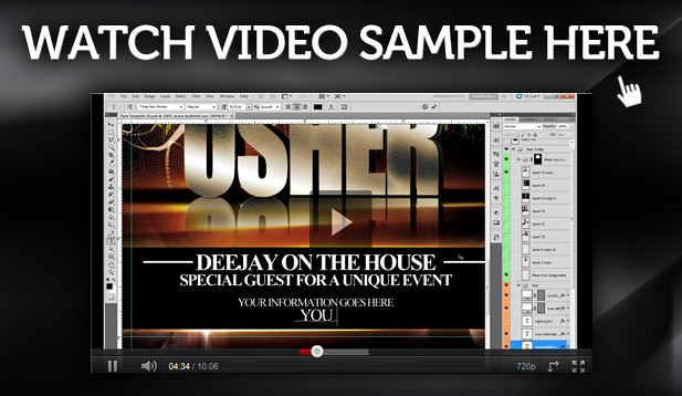 Video Sample Flyer 16