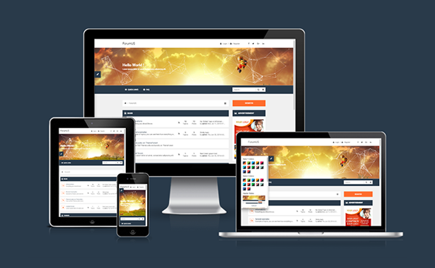 Forumus responsive phpbb 322 style theme by themelooks anyone can easily updateeditintegrate any of our phpbb styletheme in their phpbb forum to follow our well sorted documentation maxwellsz