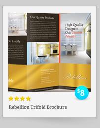 Optica Trifold Brochure Template - 6