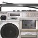 Antique Bakelite Radio Parts 05 - 3