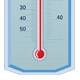 Medical thermometer vector file