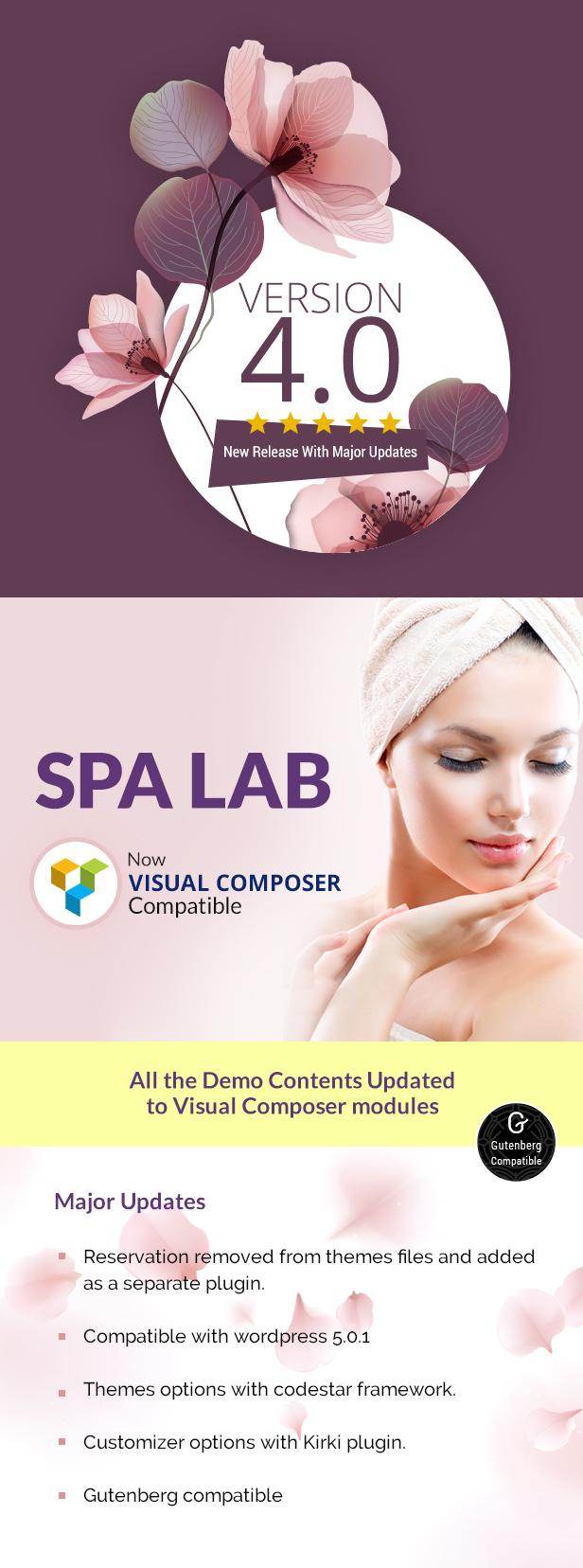Spa Lab | Beauty Spa, Health Spa Theme - 4