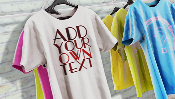 After Effects Templates – T Shirts_Promo – Free After