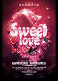 Sweet Love Flyer
