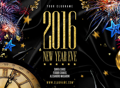 New Year 2016 Flyer - 7