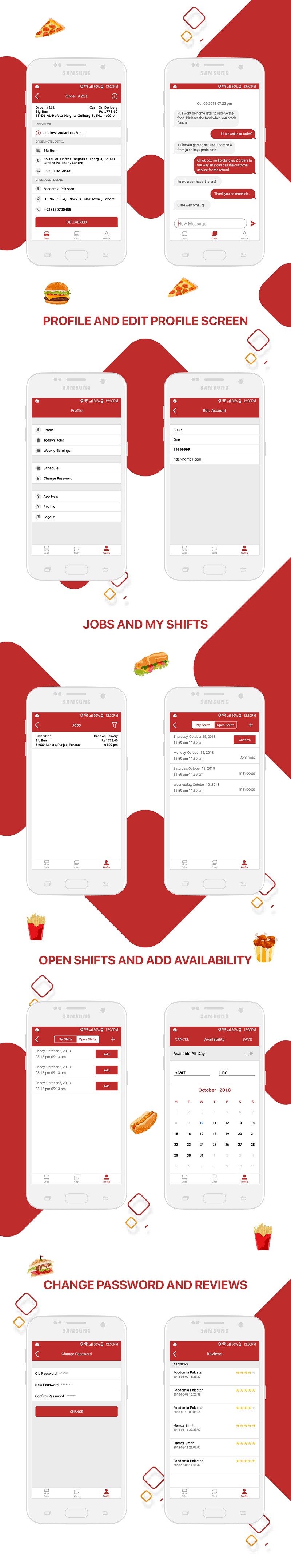 Restaurant Food Delivery & Ordering System With Delivery Boy - Android v1.1.2 - 11