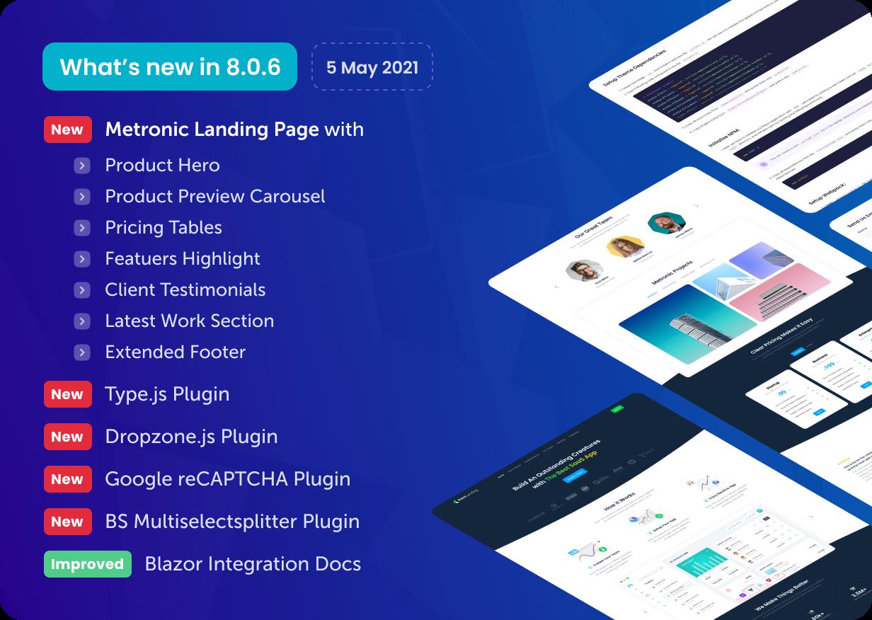 Metronic - Bootstrap 4/5 HTML, VueJS, React, Angular & Laravel Admin Dashboard Theme - 28
