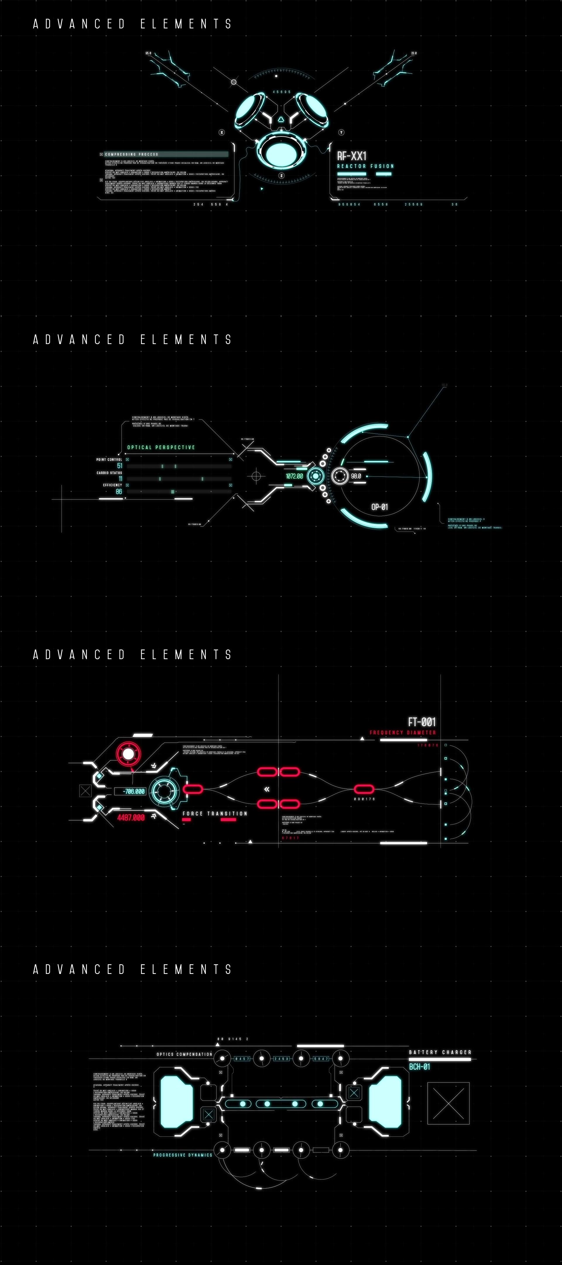 HUD - Titan Interface - 4