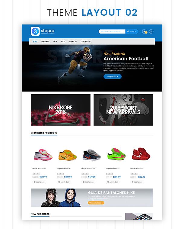 VG Stepre - Multipurpose WooCommerce WordPress Theme - 11