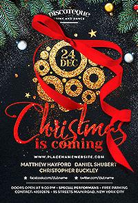 Christmas Flyer - 10