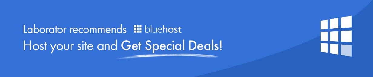 Bluehost Offer