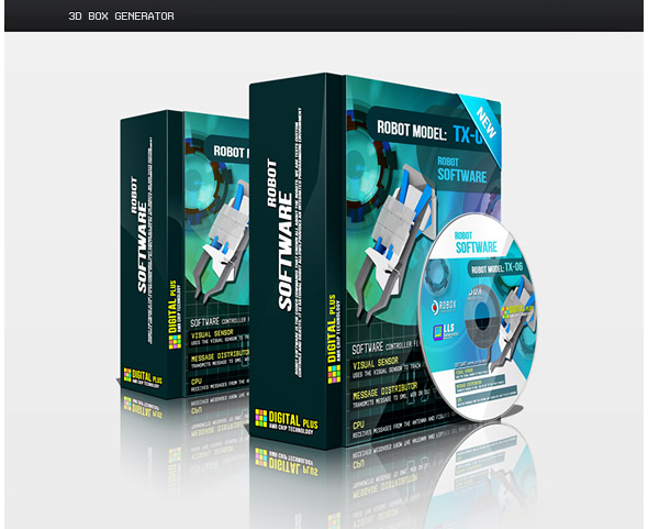3D Box Generator Free 3D Box Maker Free Software Box