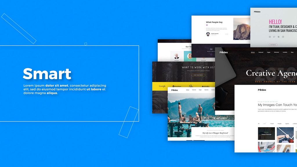 Creative Agency // Website Presentation - 6