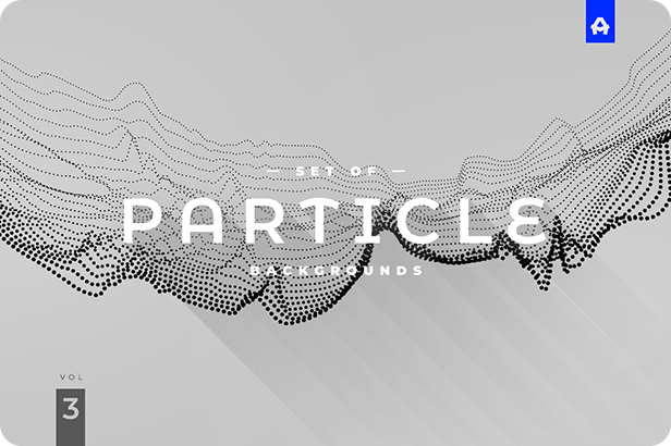 Particle Background vol 2 - 3