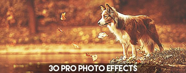 Double Exposure Photoshop Action - 55