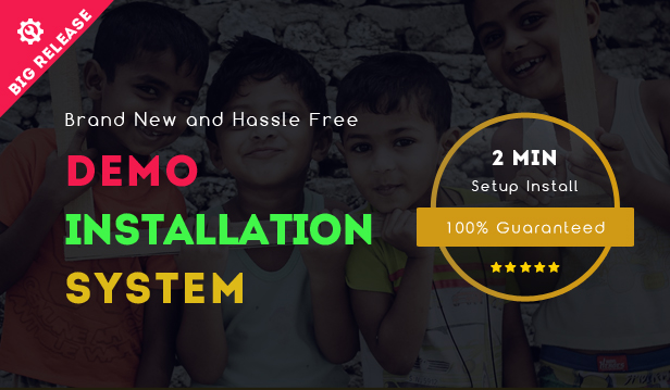 Lifeline - NGO, Fund Raising and Charity WordPress Theme - 6