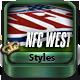NFL Football Styles - NFC West - 1