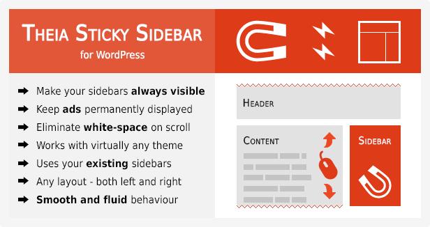 Theia Sticky Sidebar