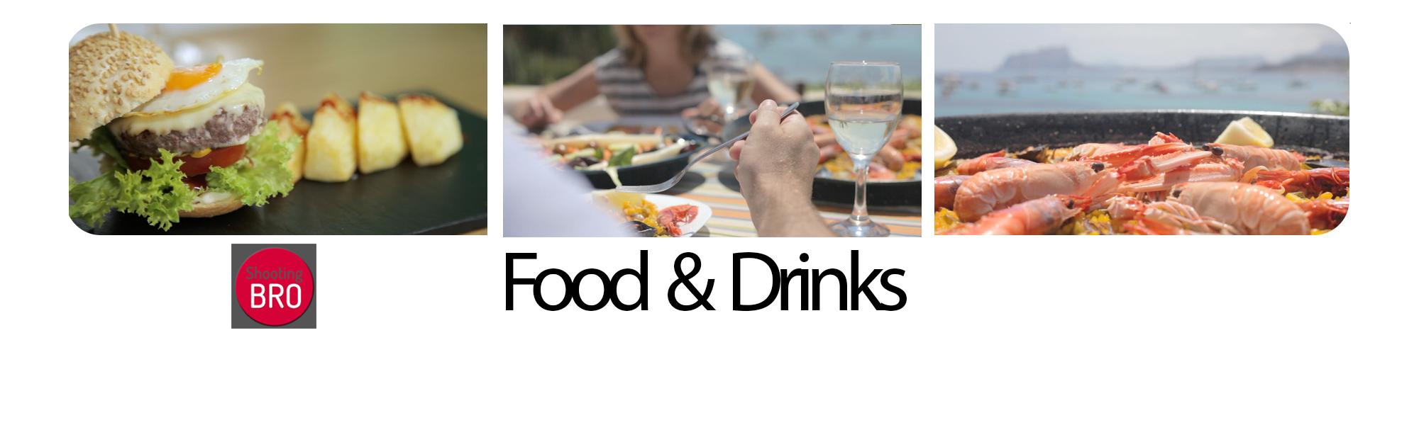 SLIDE VH FOOD & DRINKS