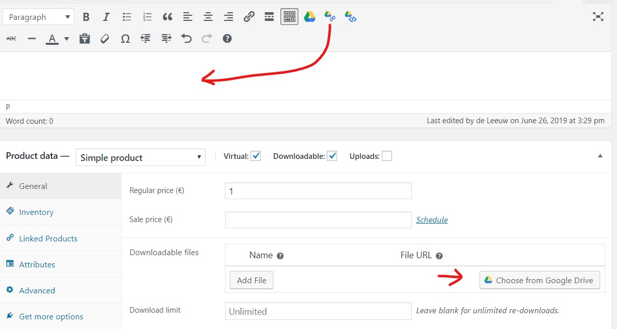 Discussion on Use-your-Drive   Google Drive plugin for WordPress