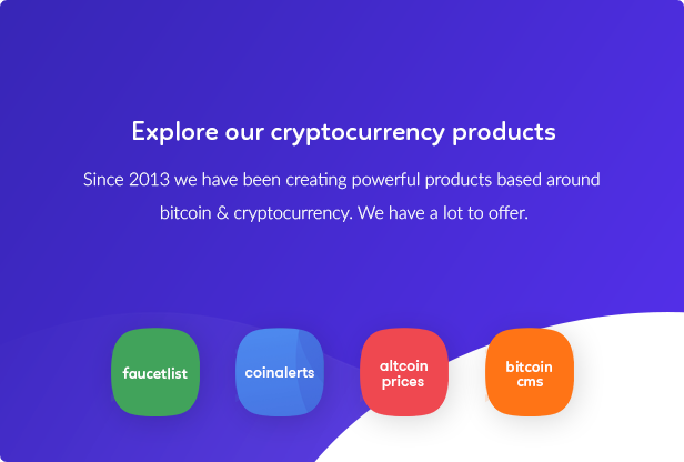 Bitcoin & Cryptocurrency Products on CodeCanyon