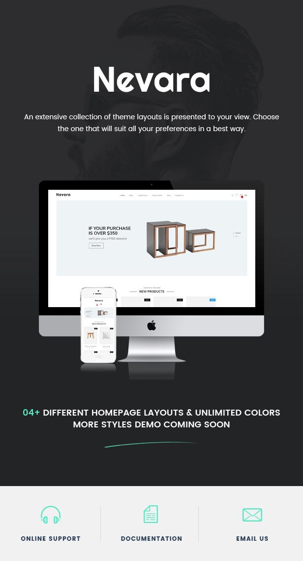 Nevara - Furniture Theme for WooCommerce WordPress 36
