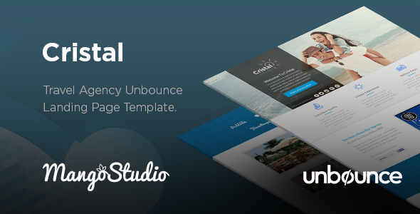 ROYAL - Travel Agency Unbounce Template - 5
