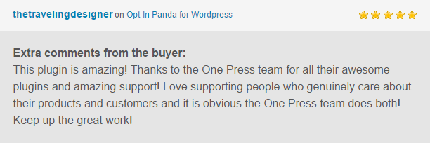 Opt-In Panda for WordPress - 14