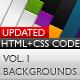 101 Web 2.0 Backgrounds. Mega Pack