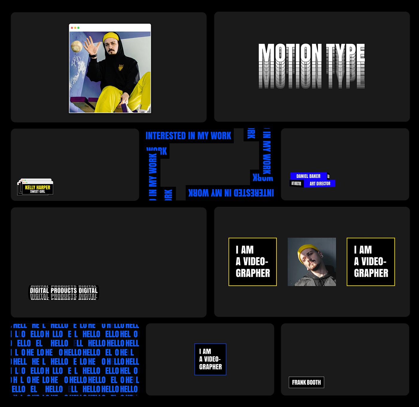 AE脚本-200多个创意文字标题排版时尚宣传视频包装动画工具包 Kinetic Social Pack for Win/Mac破解版插图21