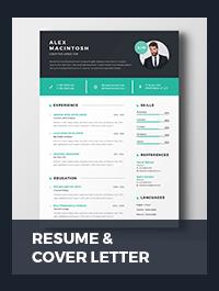 Resume & Cover Letter - 7