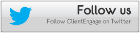 Follow ClientEngage on Twitter