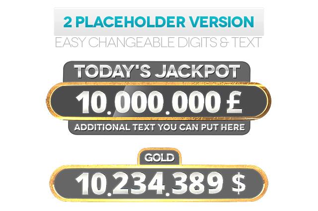 Casino/Jackpot/Lottery Winner  - 3