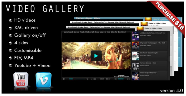 Ultimate Video Player with YouTube, Vimeo, HTML5, Ads - 16