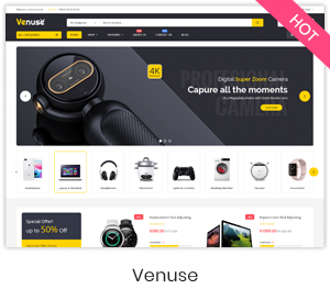 Destino - Premium Responsive Magento Theme with Mobile-Specific Layouts - 5