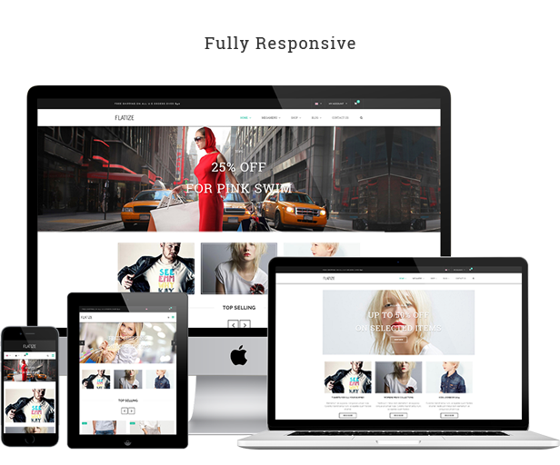 JMS Flatize - Fashion Responsive Prestashop Theme - 1