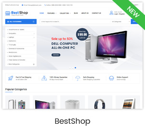 Toppy - Creative Multi-Purpose Magento Theme - 2