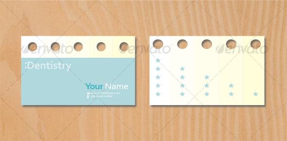 Dentist Business Card - 1