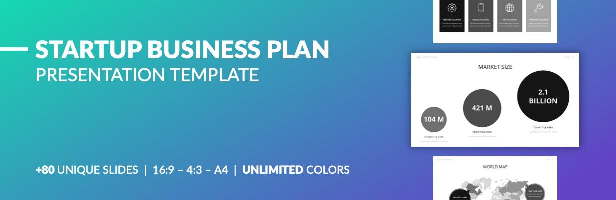 Best Startup Business Plan PowerPoint Presentation Template