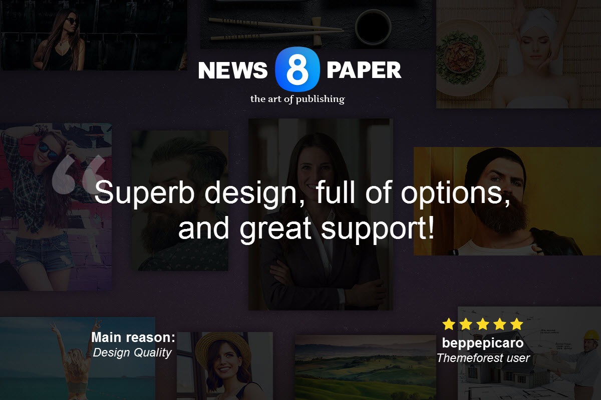 Discussion on Newspaper (Page 659) | ThemeForest