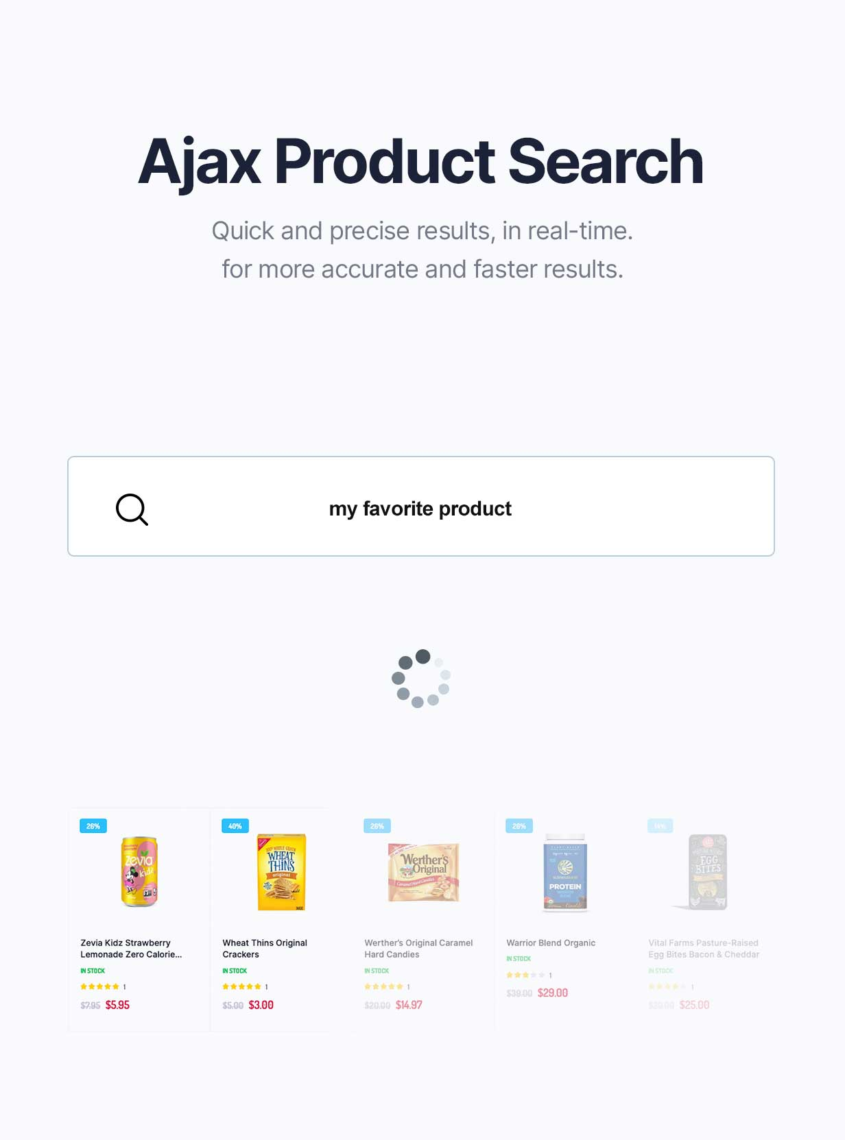 Bacola - Grocery Store and Food eCommerce Theme - 16