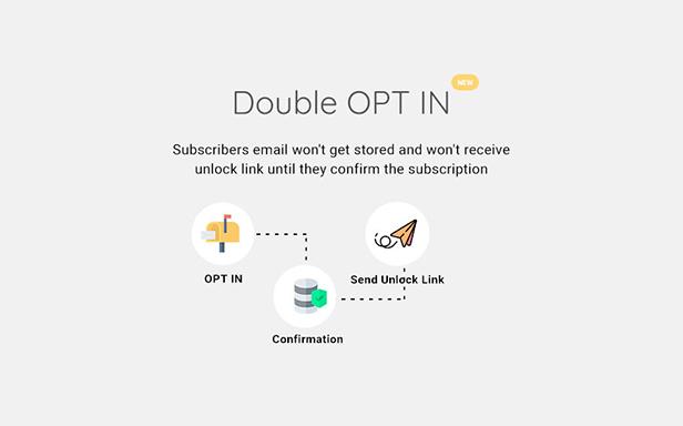 Abonnieren Sie Unlock Opt In Content Locker WordPress Plugin - 11
